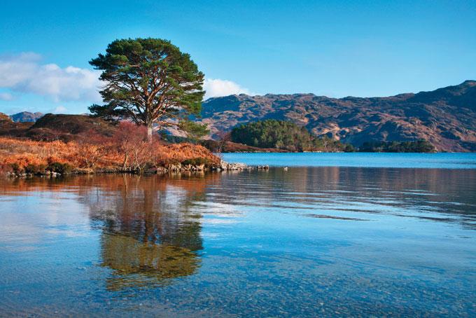 Schottland in Film und Fernsehen – Die Top Ten Sehenswürdigkeiten