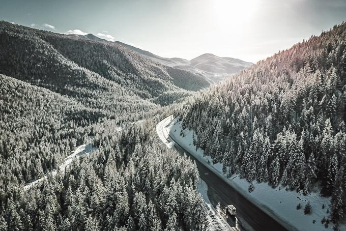 Mit dem Snowboard durch Kanada