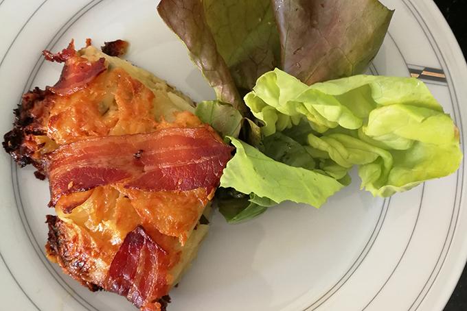 Kulinarisch um die Welt: Potato Pie aus Kanada