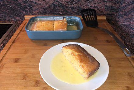 Rezept Malva-Pudding