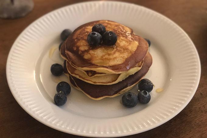 Kulinarisch um die Welt: Pancakes American Style