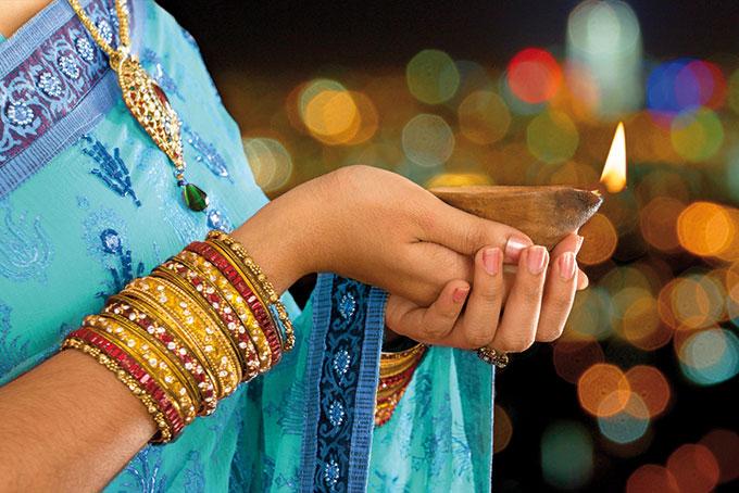 Indien: Das hinduistische Lichterfest Diwali