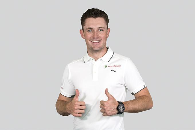 Joel Girrbach unser neue Golf Markenbotschafter