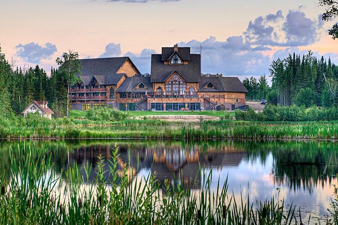 Alk Ridge Resort, ein Hauch von Luxus inmitten der Natur von Saskatchewan