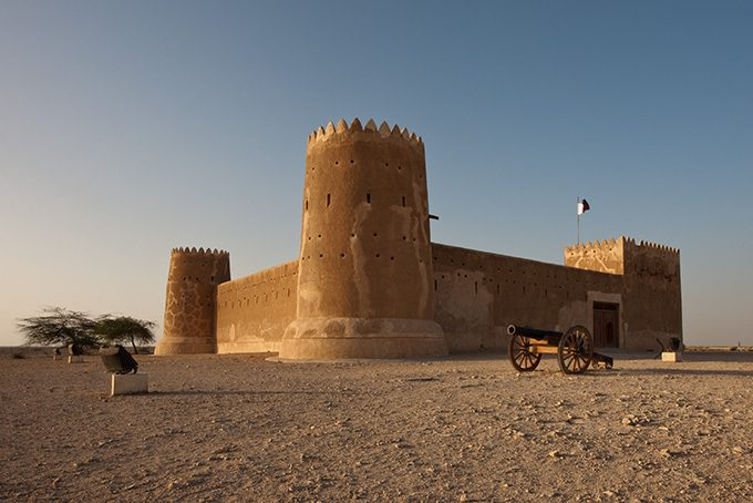 Fortanlage Al Zubarah