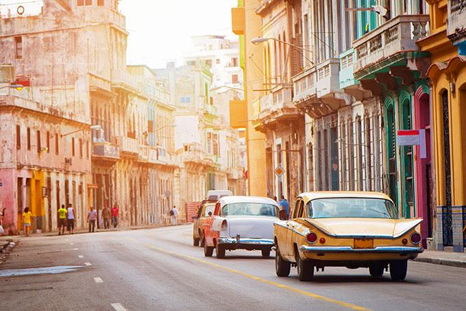 Bienvenidos en Cuba