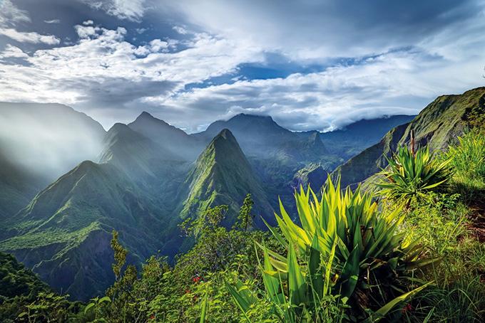 La Réunion: paradis naturel.