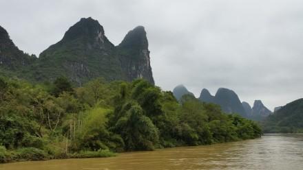 Li-Flussfahrt
