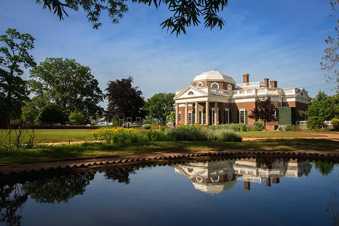 Monticello Charlottesville Virginia