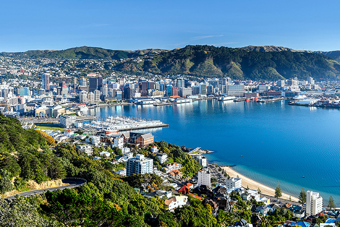 10 Gründe für die «coolest, little capital of the world»: Wellington