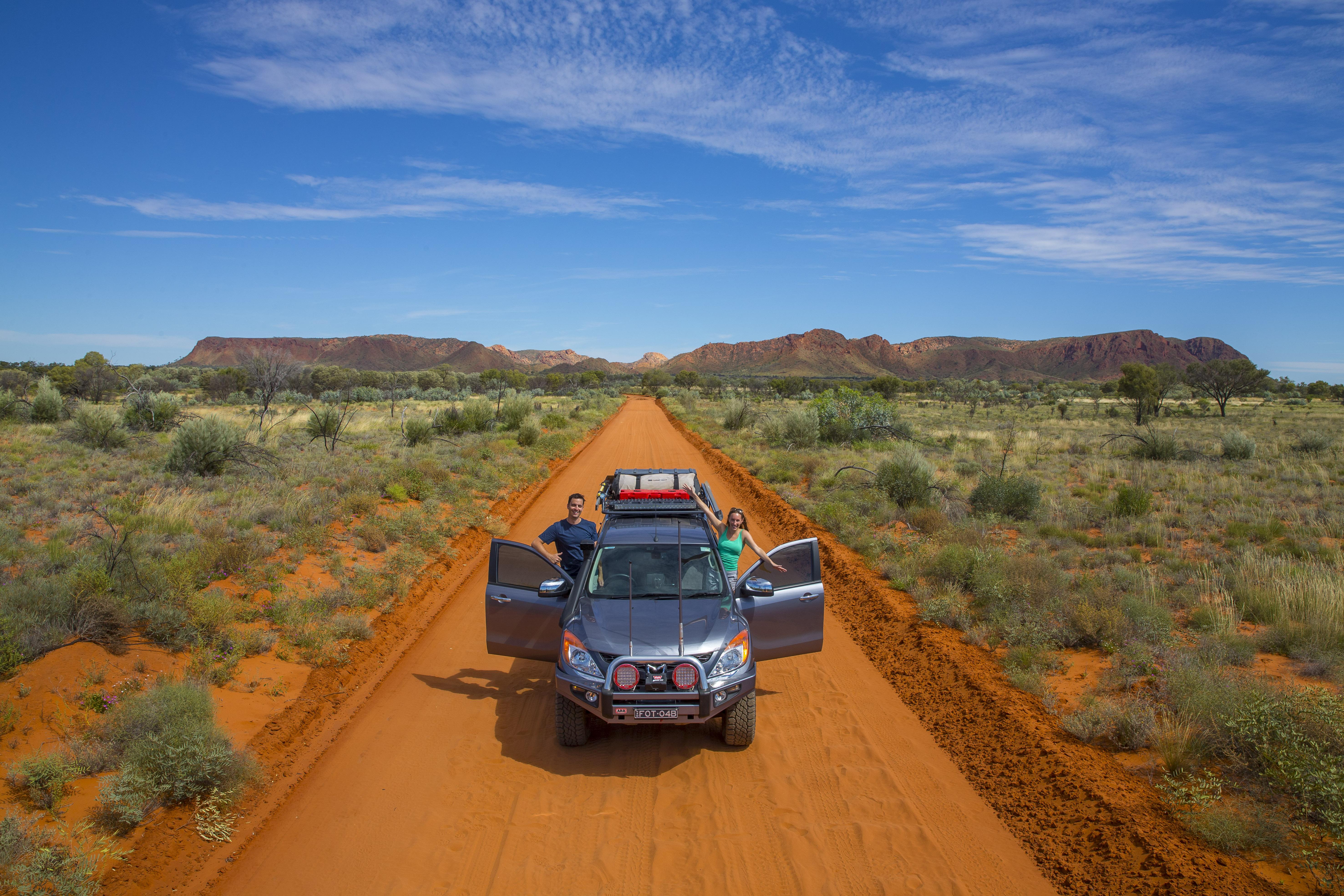 Der Explorers Way – von der Küste ins Outback