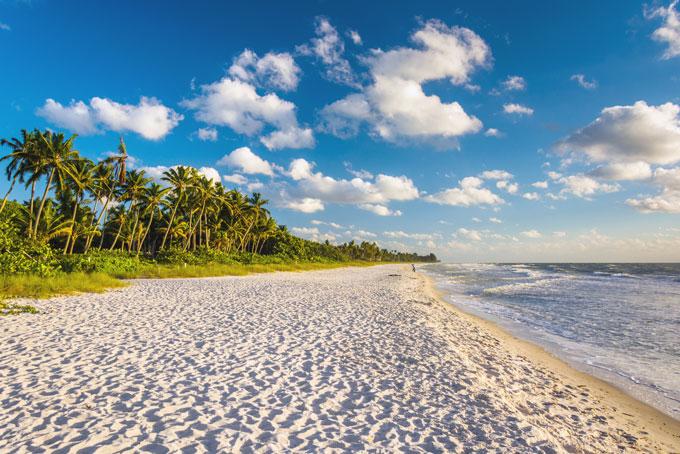 USA – für jeden Geschmack den passenden Strand