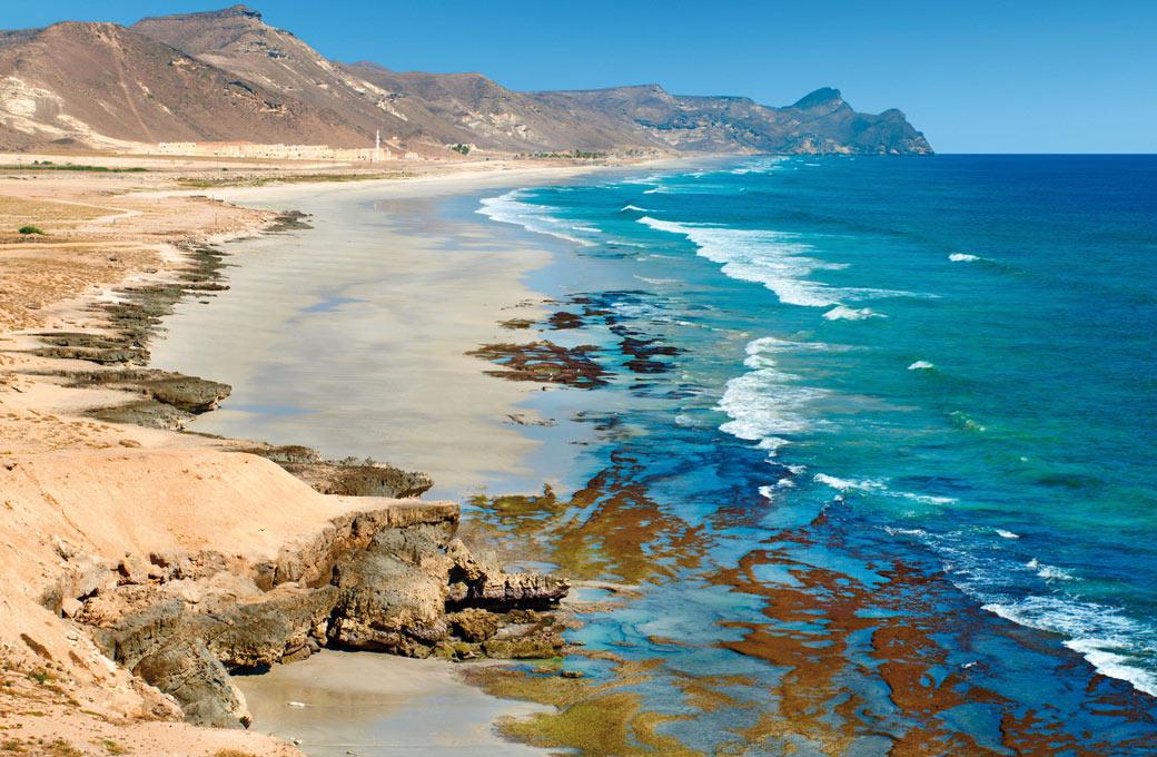 À la découverte du monde enchanteur d'Oman