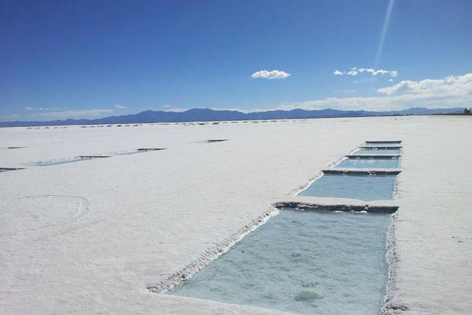 Lacs salés