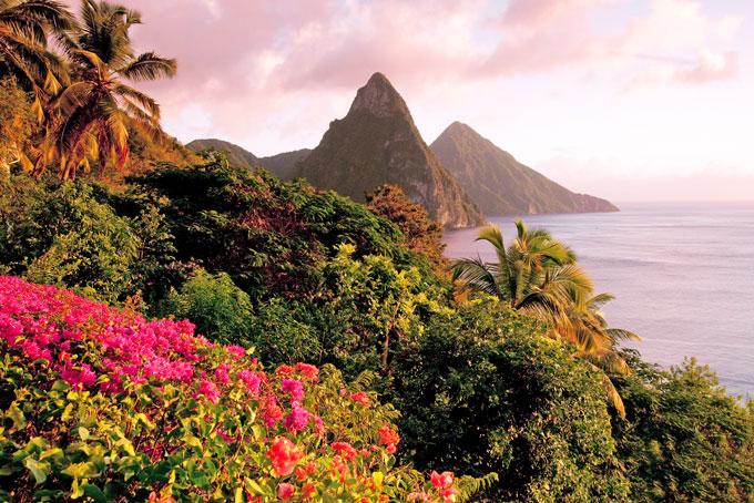 Sainte-Lucie – une île magique qui touche tous les sens