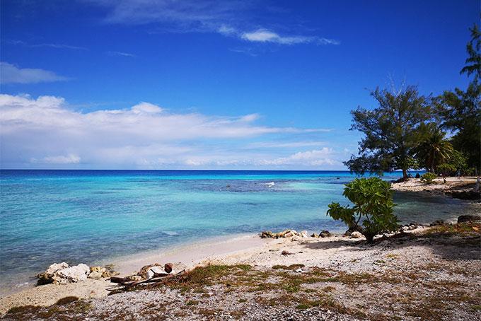 Französisch Polynesien aktiv entdecken