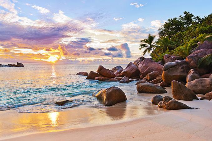 Inselparadiese mitten im Indischen Ozean