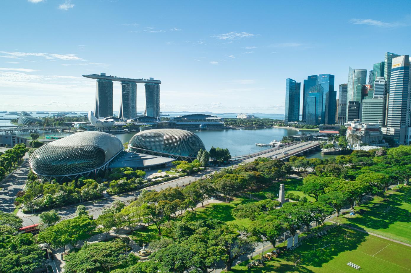 Singapur-Magazin