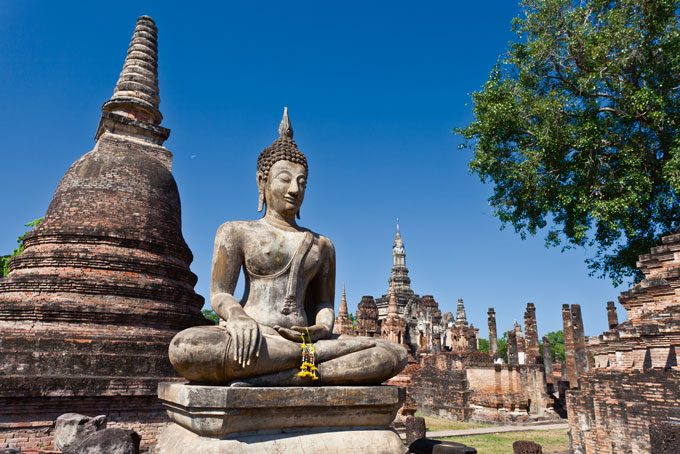 Weltkulturerbe Sukhothai