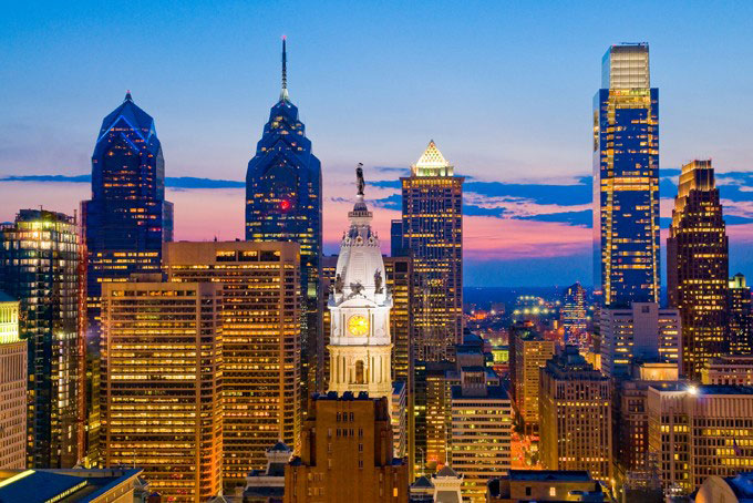 Philadelphia – eine Stadt voller Gegensätze
