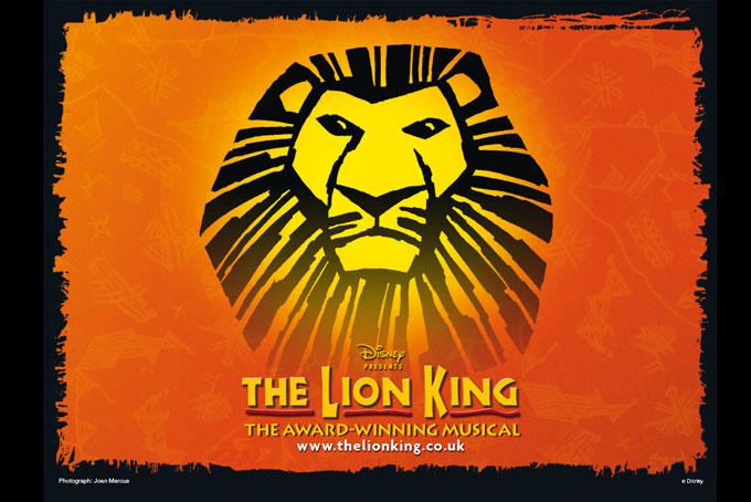 Londres: The Lion King, une comédie musicale époustouflante