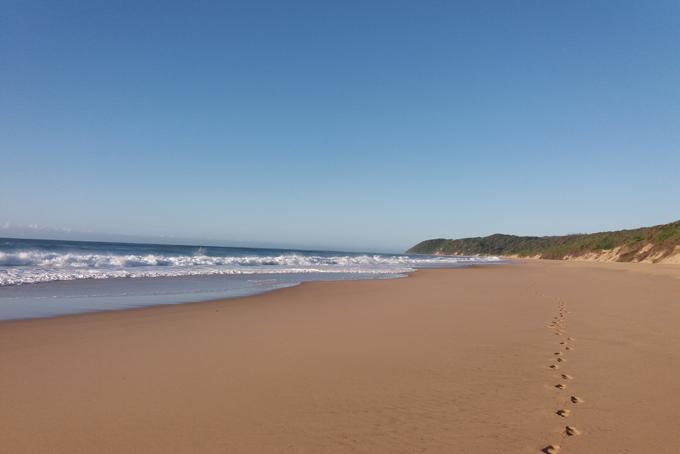 Thonga-Strand
