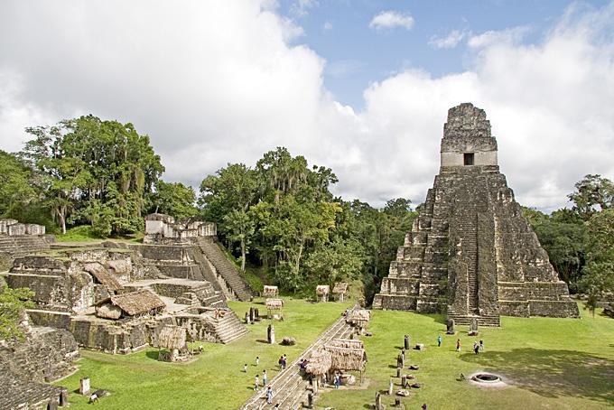 Meine Reise durch Mittelamerika