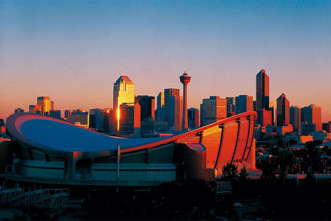 Kulinarische und sportliche Highlights in Calgary