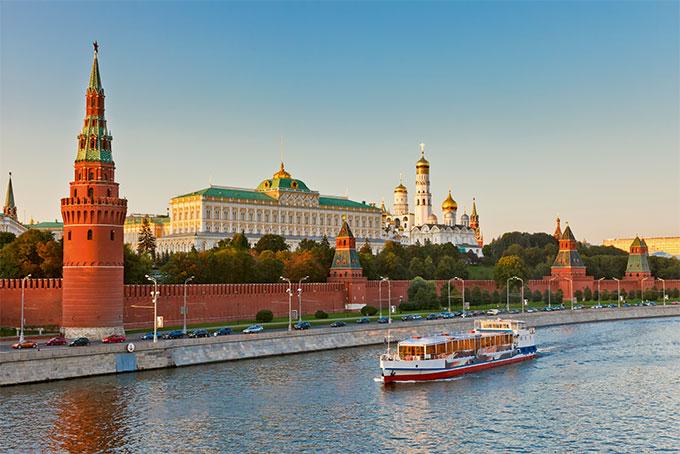 Das Beste von Moskau und St. Petersburg