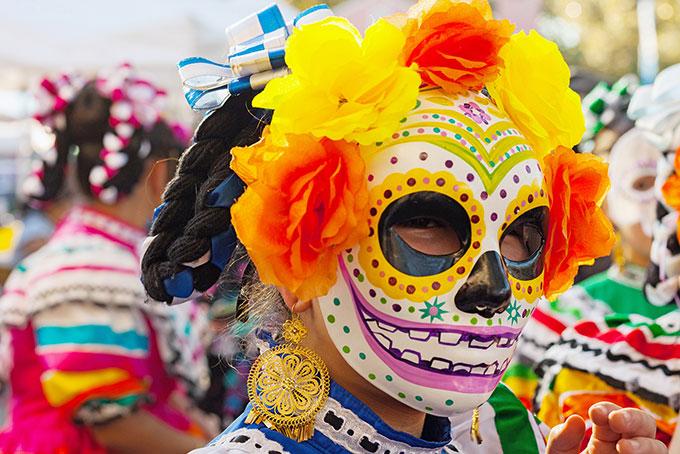 Mexiko: Tag der Toten