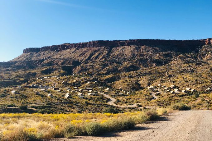 Under Canvas, Glamping-Unterkünfte inmitten einer traumhaften Landschaft beim Zion Nationalpark