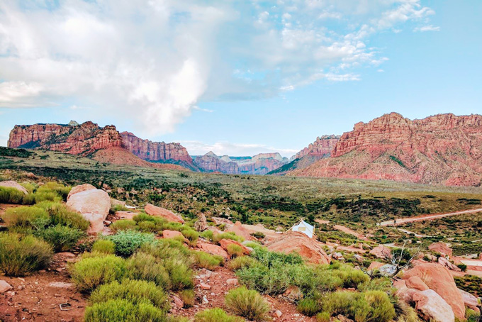 Les parcs nationaux de l'Utah «The Mighty 5», deuxième partie