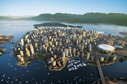 Top 6 «must sees» von Vancouver
