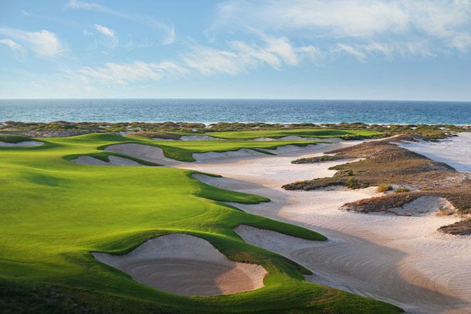 Golf in den Vereinigten Arabischen Emiraten