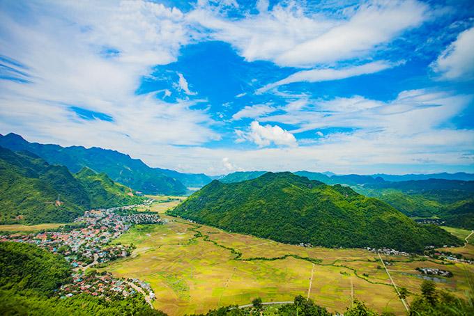 Im Tal von Mai Chau