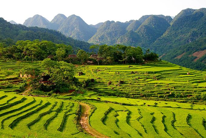 Aktiv unterwegs im Norden Vietnams