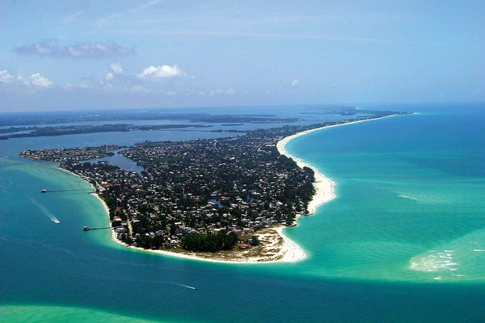Aerial ©Bradenton Area CVB