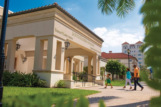 The Bishop Museum of Science and Nature ©Bradenton Area CVB