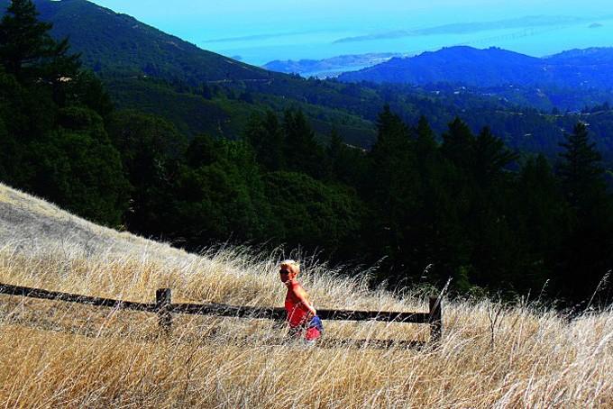 Wandern in Marin County