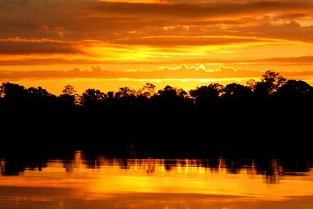 amazonas-sonnenuntergang