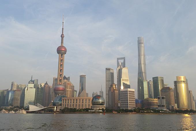 Von Shanghai nach Guilin