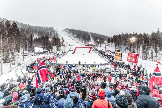Eine Reise in den hohen Norden – Skiweltcup mit einem Hauch Winterzauber