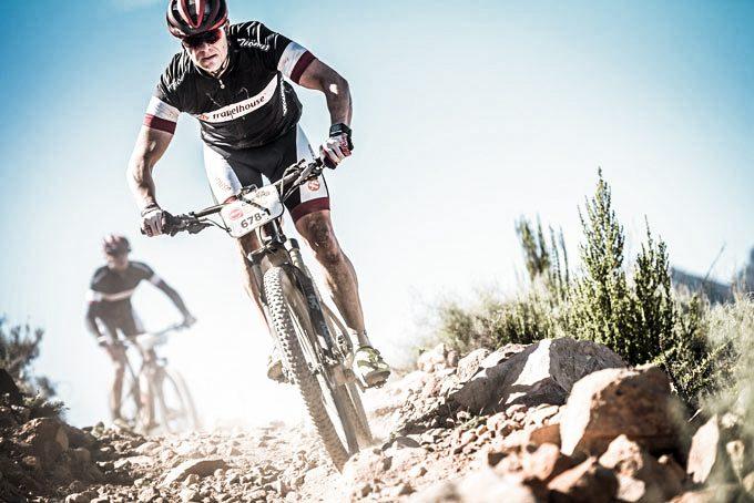 Bike Trail, Cape Epic