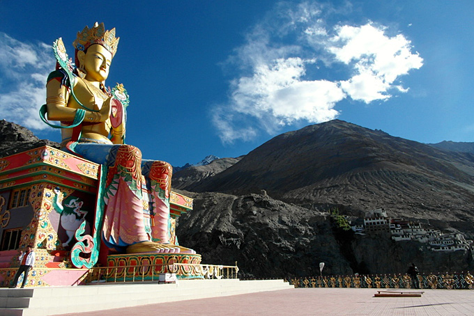 Ladakh, der indische Himalaya