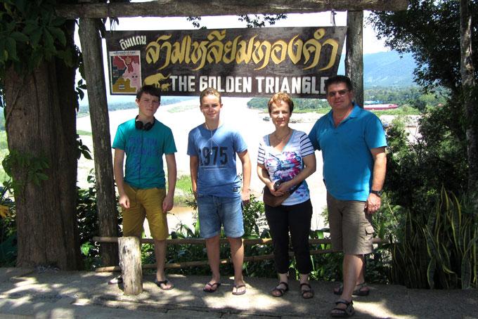 Reise-Reporter Stefan und Edith Rüegg schreiben von ihrer 3-wöchigen Thailand-Reise