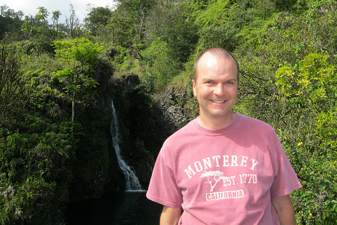 Island jumping on Hawaii