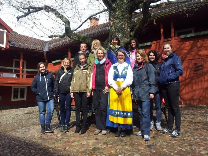 Ferien in Schweden: Reisebericht über meine Studienreise im Mai 2014