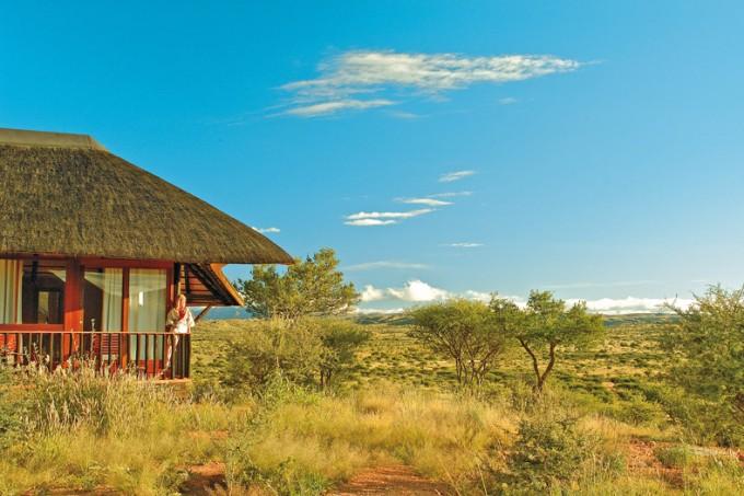 Namibia-Studienreise: erster Reisebericht