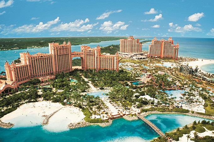 Die Inselwelt der Bahamas