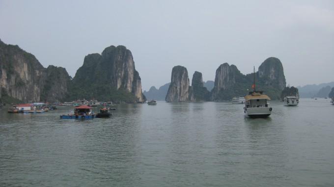 Great Indochina Loop und Thailand, Teil 2